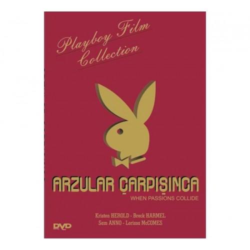 Arzular Çarpışınca - Playboy Erotik DVD Film