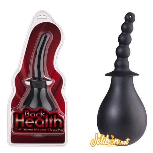 Back Health Anal Temizleyici Vakum
