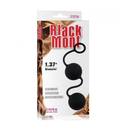 Black Mont Vajina Yapılandırıcı Kegel Topu