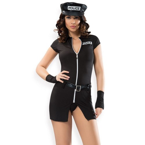 Deniz Gülü 6111 Polis Kostümü