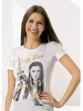 Derya Kurşun 276 Bayan T-Shirt