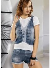 Derya Kurşun 280 Bayan T-Shirt Takım