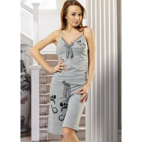 Derya Kurşun 289 Bayan Pijama Takım