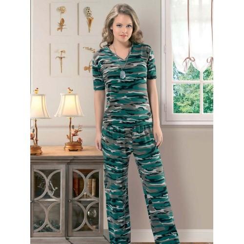 Derya Kurşun 755 Pijama Takım