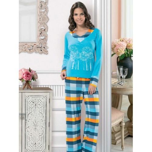 Derya Kurşun 763 Pijama Takım
