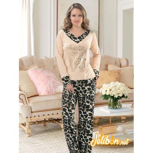 Derya Kurşun 764 Pijama Takım