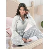 Derya Kurşun 771 Pijama Takım