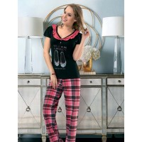 Derya Kurşun 787 Pijama Takım
