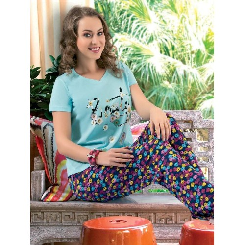 Derya Kurşun 800 Pijama Takım