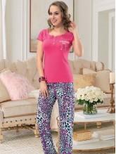 Derya Kurşun 802 Pijama Takım