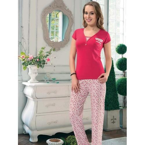 Derya Kurşun 806 Pijama Takım