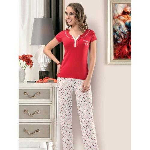 Derya Kurşun 809 Pijama Takım