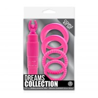 Dreams Collection - Çiftlere Özel Zevk Seti - Pembe