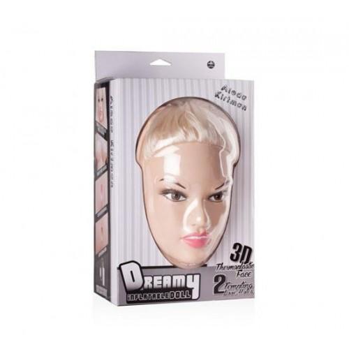 Dreamy 3D Şişme Bebek - Aleda Kirtman