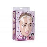 Dreamy 3D Şişme Bebek - Chantal Summae