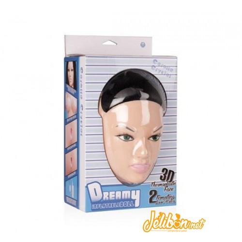 Dreamy 3D Şişme Bebek - Corella Crystal