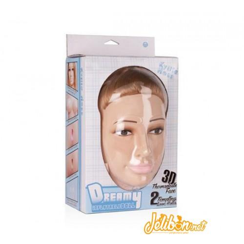 Dreamy 3D Şişme Bebek - Kylila Hess