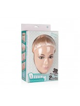 Dreamy 3D Şişme Bebek - Mercy Koval