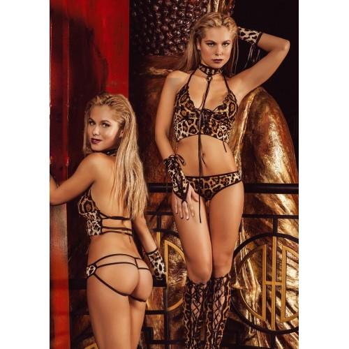 Elawin 2975 Fantazi Kedi Kadın Kostüm