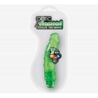 Exotic Diamond 18cm Jel Vibratör Yeşil