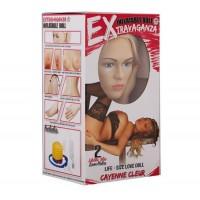 Extravaganza Cayenne Cleur Şişme Kadın