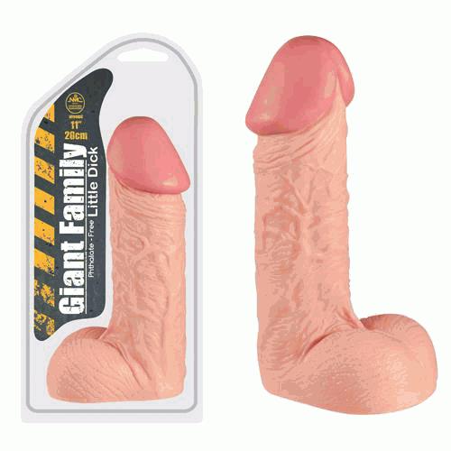 Giant Family Little Dick 28 cm Dildo Model2