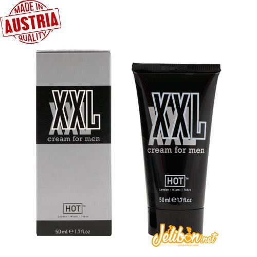 Hot XXL Penis Bakım Kremi