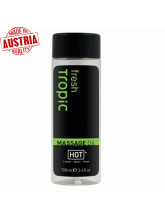 Hot™ Fresh Tropic Aromalı Erotik Masaj Yağı