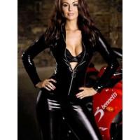 Merry See 9160 Fantazi Motorcu Kız Kostümü