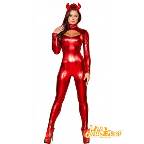 Merry See 9993 Fantazi Şeytan Kız Kostümü