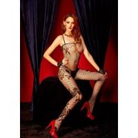 Missvera 6409 Fantazi Vücut Çorabı