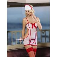 Moonlight 9007 Fantazi Hemşire Kostümü
