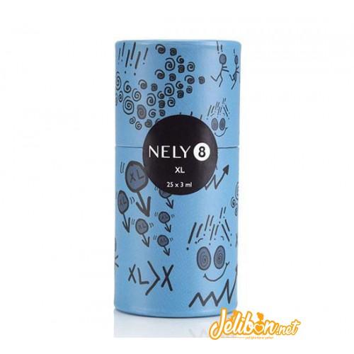 Nely8 XL Penis Geliştirici 25x3ML. Şase Krem