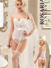 Rosaria 2187 Fantazi Jartiyer Büstiyer Takım