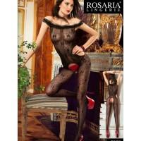 Rosaria 5009 Fileli Vücut Çorabı