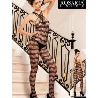 Rosaria 5018 Fileli Vücut Çorabı