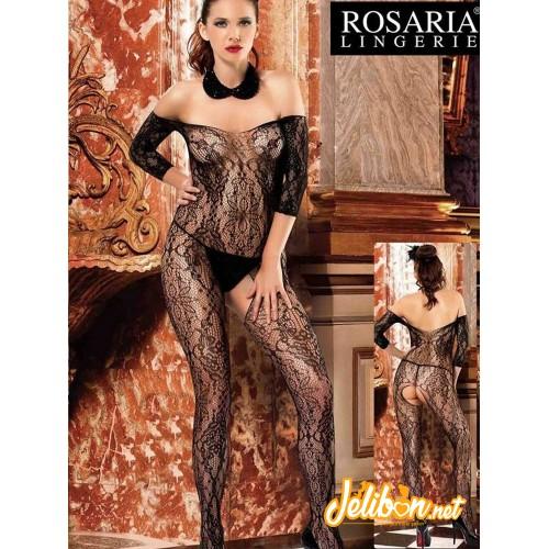 Rosaria 5037 Vucüt Çorabı