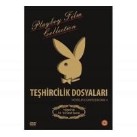 Teşhircilik Dosyaları - Playboy Erotik DVD Film