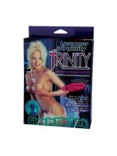 Trinity Fosforlu Saçlı Şişme Kadın