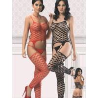 Vip Lingerie 2133 Fantazi Vucüt Çorabı