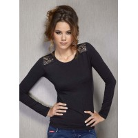 X-Lady 7093 Dantelli T-Shirt