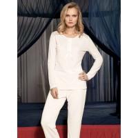 Yeni İnci 125 Bayan 3 lü Pijama Takımı